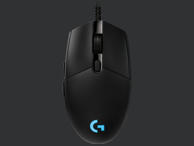 9721fb52534 New G PRO!Logitech G PRO HERO Wired Gaming Mouse HERO 16K Sensor 16000DPI  RGB Backlight Lightweight Professional Player's Choice