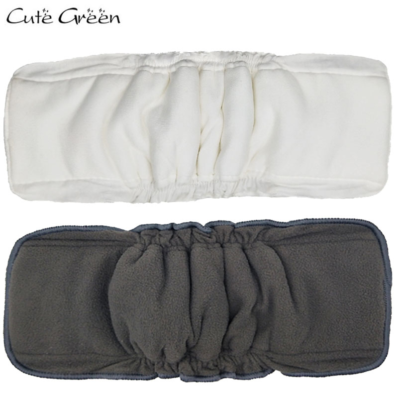 New Hemp Cloth Diaper Insert Microfiber Charcoal Bamboo Cotton Absorbency Nappy Changing Mat Inserts Diaper Liners Reusable