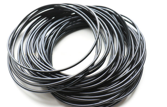 CS 3.5mm NBR O ring,OD85 160mm,water tank container pipe tube joint ...