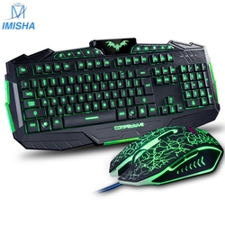 Professional waterproof usb backlights professional gaming keyboard pc keyboards for dota 2 lol led backlit gaming.jpg 250x250