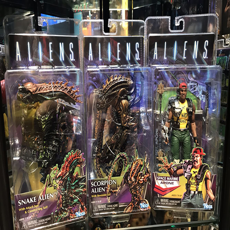 Good quality and cheap alien neca in Store Xprice