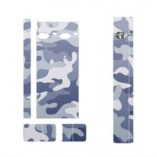 Camo Color Sticker Vape Cover Stickers Suitable For JUUL 2.5D Stereo Film Skin 3M Adhesive for JUUL Skin Sticker(China)