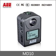 Excellent High quality AEE Coverage Physique worn digital camera MD10 Transportable 1080P HD Motion Digital camera 100m waterproof case WiFil distant management