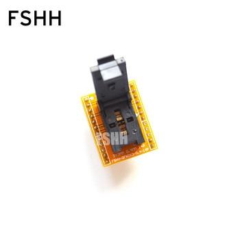 FSHH QFN14 to DIP14 Programmer adapter WSON14 UDFN14 MLF14 ic socket Pin pitch=0.4mm Size=3x3mm relay sir422 110vdc sir422 110vdc 110vdc dc110v dip14