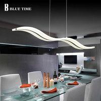 38W Modern Pendant Lights For Dinning Room Livingroom Restaurant Kitchen Lights AC85 265V Luminaire Suspendu Pendant