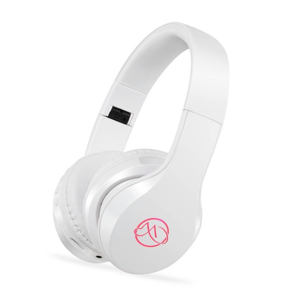 BH7 Bluetooth Earphone LED Light Glowing Headset Wireless Headphone with Mic Earphones for Computer Phone 50PCS/lot