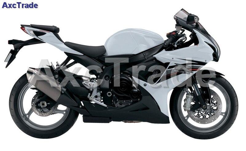 Injection Molidng Plastique ABS Moto Carrosserie Carénage Kit Pour Suzuki GSXR 600 750 2011 2012 2013 2014 2015 2016 2017 k11 N13