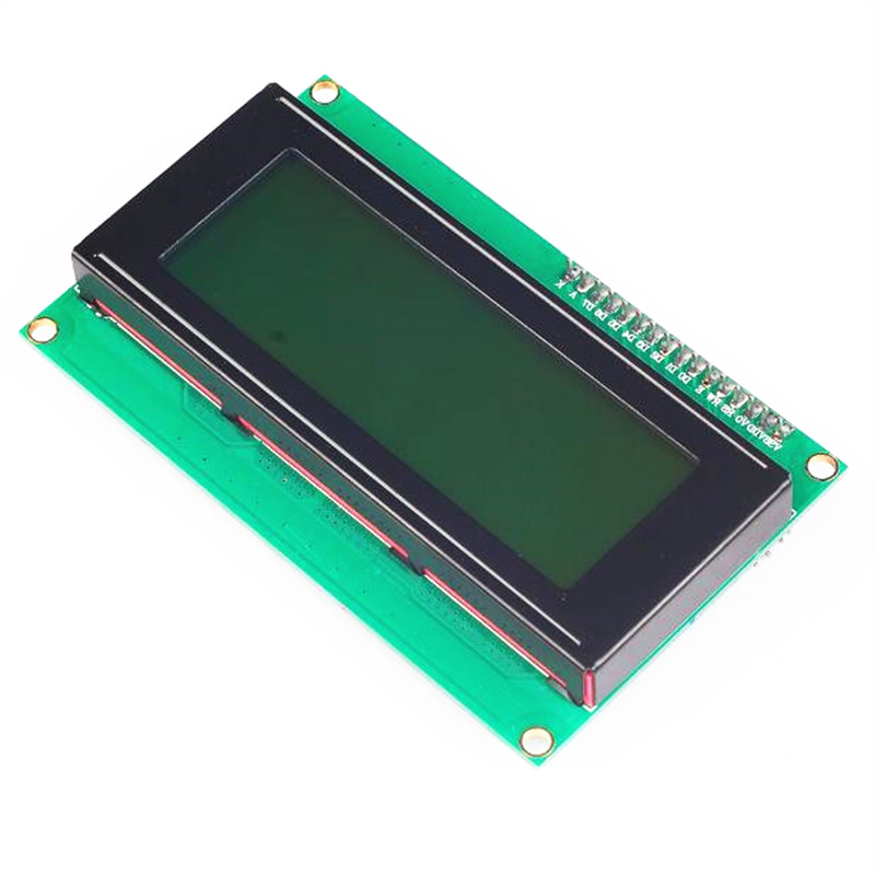 IIC/I2C 2004 LCD Module Green Screen LCD2004 Display Module For Arduino
