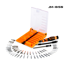 54 in 1 Electronic Model Tool Kit Adjustable Magnetic Screwdriver Set For PC/Camera/UAV/Telephone Precision Hand Tools Set JM jakemy 72 in 1 screwdriver set magnetic adjustable electrical household auto car mechanic repair hardware tools kit jm 6109 6110
