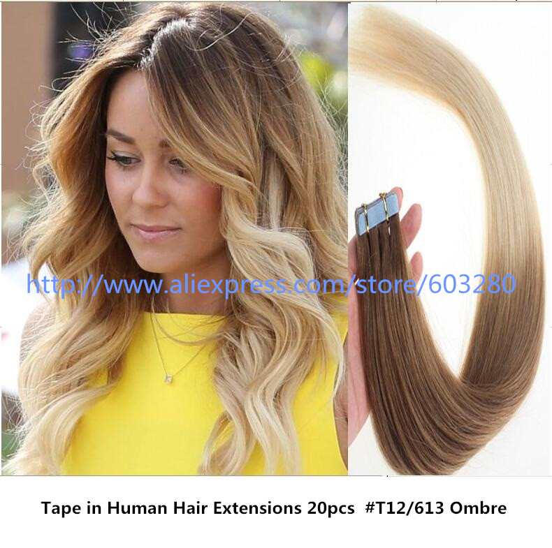 Best Ombre Hair Style For 2017 Tape In Human Hair Extensions