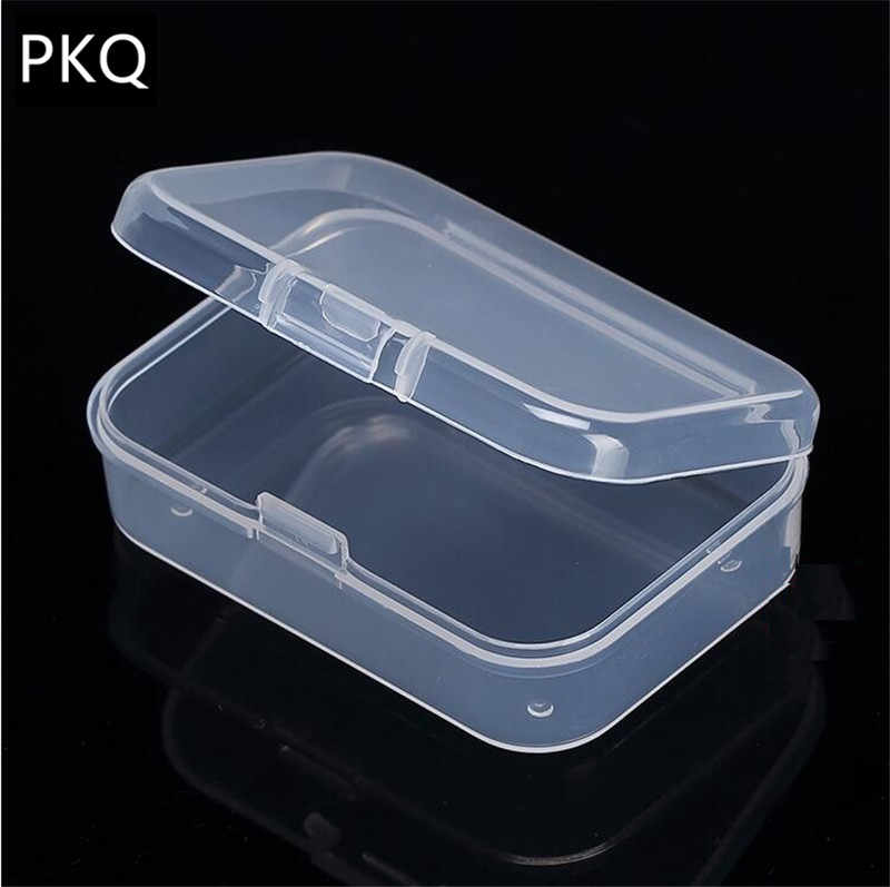 Plastic Box Clear Storage Organizer