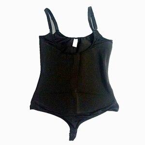 Image 3 - חוטיני Shapewear בגד גוף סקסי לטקס מותניים מאמן הרזיה מחוך בטן בקרת תחתוני נשים מלא גוף Shaper סליפ הרם באט
