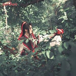 Image 5 - Wei Wuxian Young Cosplay Grandmaster of Demonic Cultivation Cosplay Costume Wei Wuxian Mo Dao Zu Shi Costume Men