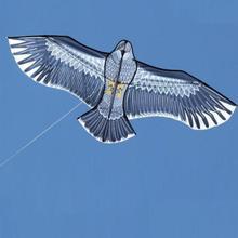 Открытый Забавный спортивный огромный 1,5 м/1,8 орел кайт высокое качество Летающий выше большие кайты с пластиковой ручкой заводская цена