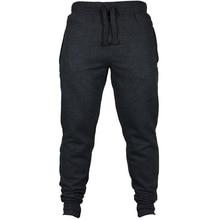 New Solid Mens Joggers pant Luxury Brand Pencil Sweatpants Male Casual Gym Pantalon Homme Fitness Workout Hip Pop Sport Pant