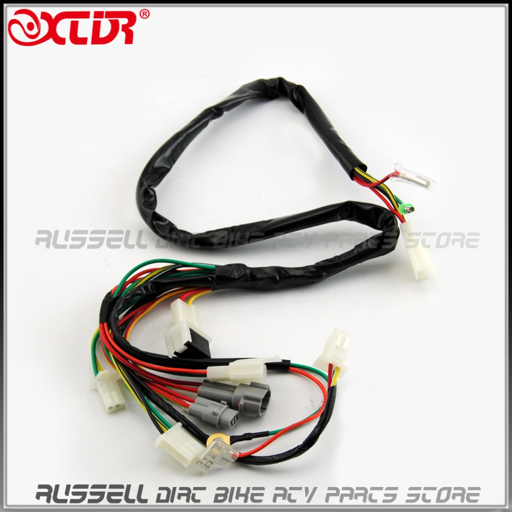 Wire Wiring Harness Assembly For Yamaha Pw50 Y Zinger