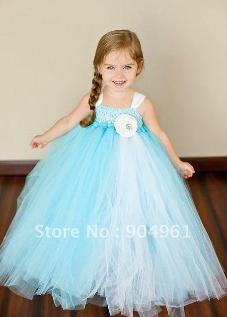 kid girls wedding dress MOQ 1pc girls birthday dress-in Dresses from ...