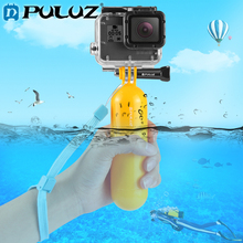 PULUZ Floating Handle Bobber Hand Grip with Strap for GoPro NEW HERO