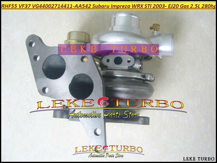 Turbo RHF55 VF37 VG440027 VA440027 14411-AA542 Turbocharger For SUBARU Impreza WRX STI Wagon Sedan 4-Door 2003- EJ20 2.0L 280HP subaru impreza wrx sti самара продаю