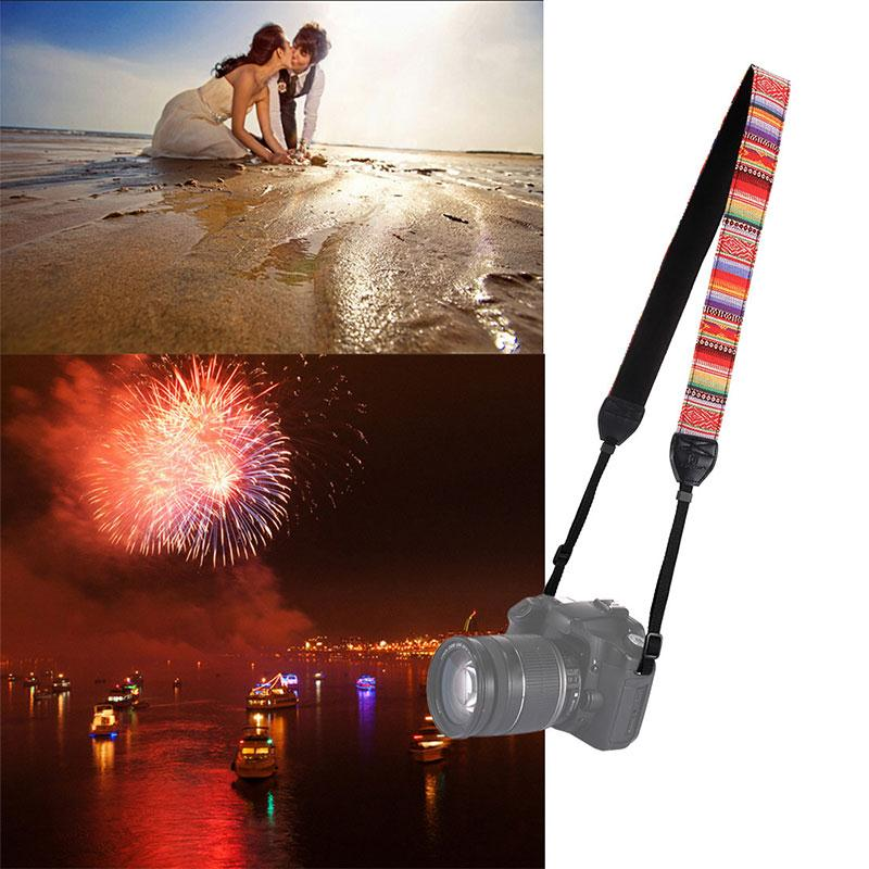 Cewaal For SLR Camera Strap Lightweight Antiskid Shoulder Strap Durable Camera Strap Professional Photograph Accessories Gift