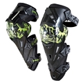 De SCOYCO Motocicleta protector de la rodilla Profesional equipo de la motocicleta Downhill Dirt Bike MTB MX Motocross protecciones Off Road Racing rodillera