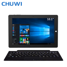 Chuwi официальный! 10.1 дюймов Chuwi Hi10 двойной OS Tablet PC Windows10 android intel atom Z8350 Quad Core 4 ГБ ОЗУ 64 ГБ ROM 1920×1200