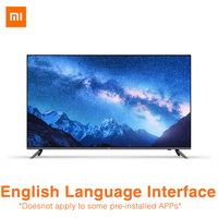 Xiaomi Full Display TV E 55A 4K 55Inches The New Smart TV 2GB 8GB 64 bit 4 stone Processor Built in Xiaoai Speaker PatchWall TV