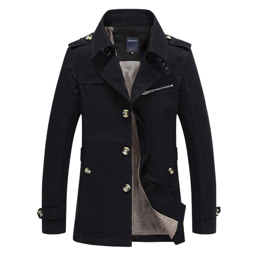 men jacket coat long section fashion trench coat jaqueta. Black Bedroom Furniture Sets. Home Design Ideas