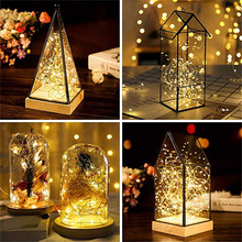 5M 50 LED 3XAA Battery Operated LED String Lights for Xmas Garland Party Wedding Decoration Christmas Flasher Fairy Lights 8m 50 led fairy lights battery operated icicle led christmas string lights for outdoor indoor wedding xmas party decoration