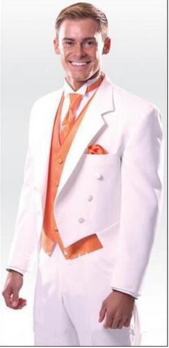 2017 other Blanc Revers Hommes Atteint A Picture Costumes Custom Mariage Made Un Gilet veste Personnalisé Sommet Pour Smokings Picture Colors as Pantalon De Cravate As rFrgwO