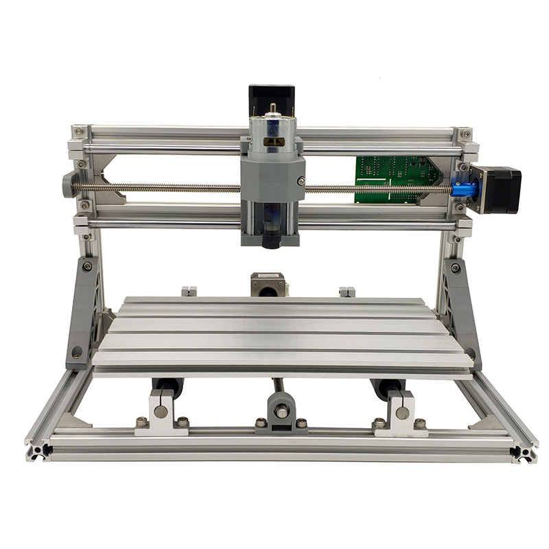 Mini 3018 Laser Engraving CNC Machine With 1GB TF Memory Card for Wood PCB PVC 14