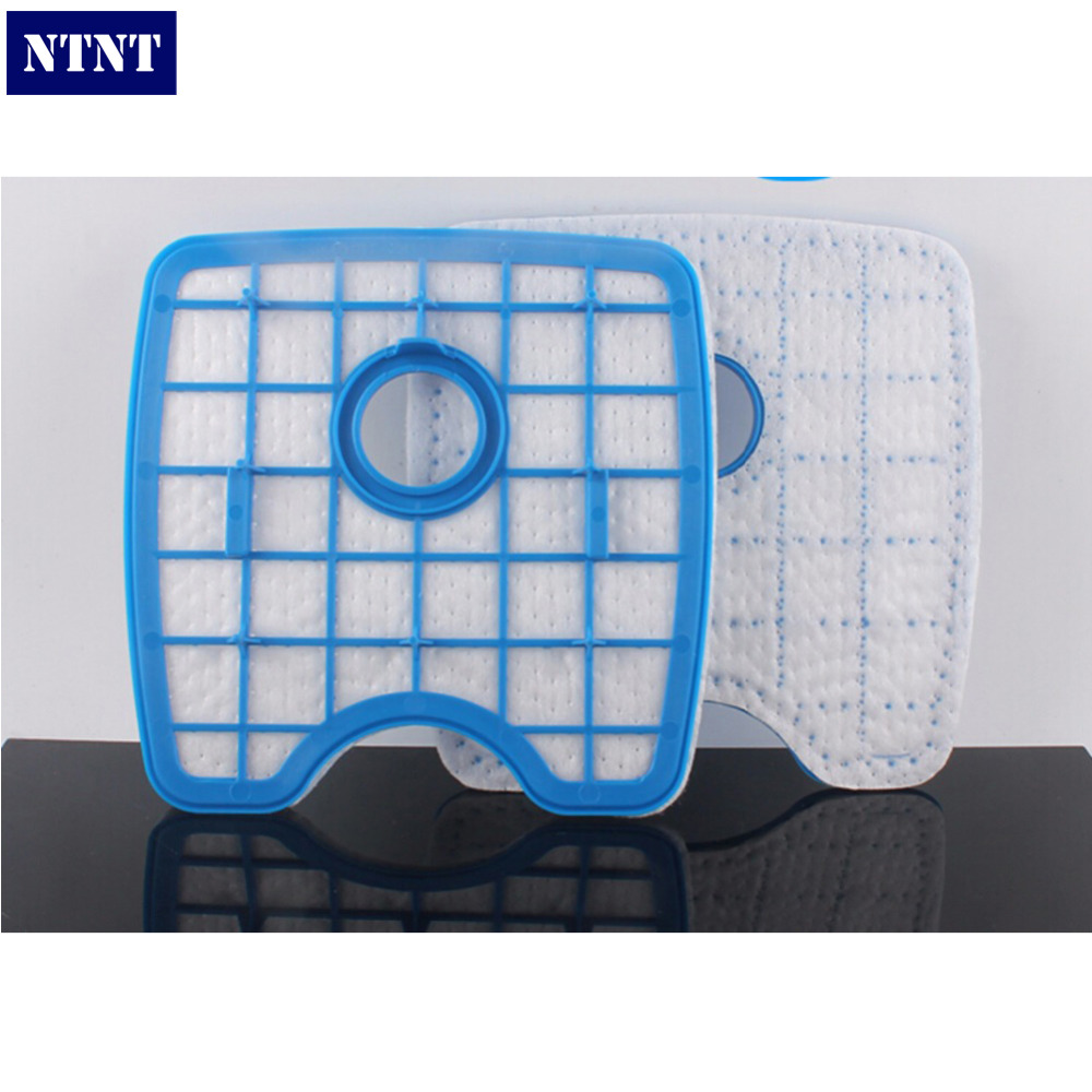 NTNT 3pcs Vacuum Cleaner HEPA Filter Replacement filter screen for Philips Robot FC8820 FC8810 FC8066 free shipping vacuum cleaner parts hepa filter replacement filter screen for philips robot fc8820 fc8810