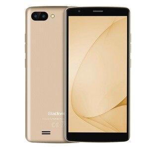 Image 4 - Blackview A20 Smartphone 1GB RAM 8GB ROM MTK6580M Quad Core אנדרואיד ללכת 5.5 אינץ 18:9 מסך 3G מצלמה כפולה טלפון נייד