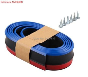 Deflector de labios de parachoques para Mini falda de Spoiler frontal de Clubman para los ventiladores de TopGear a la vista del coche/Kit de cuerpo ala/de