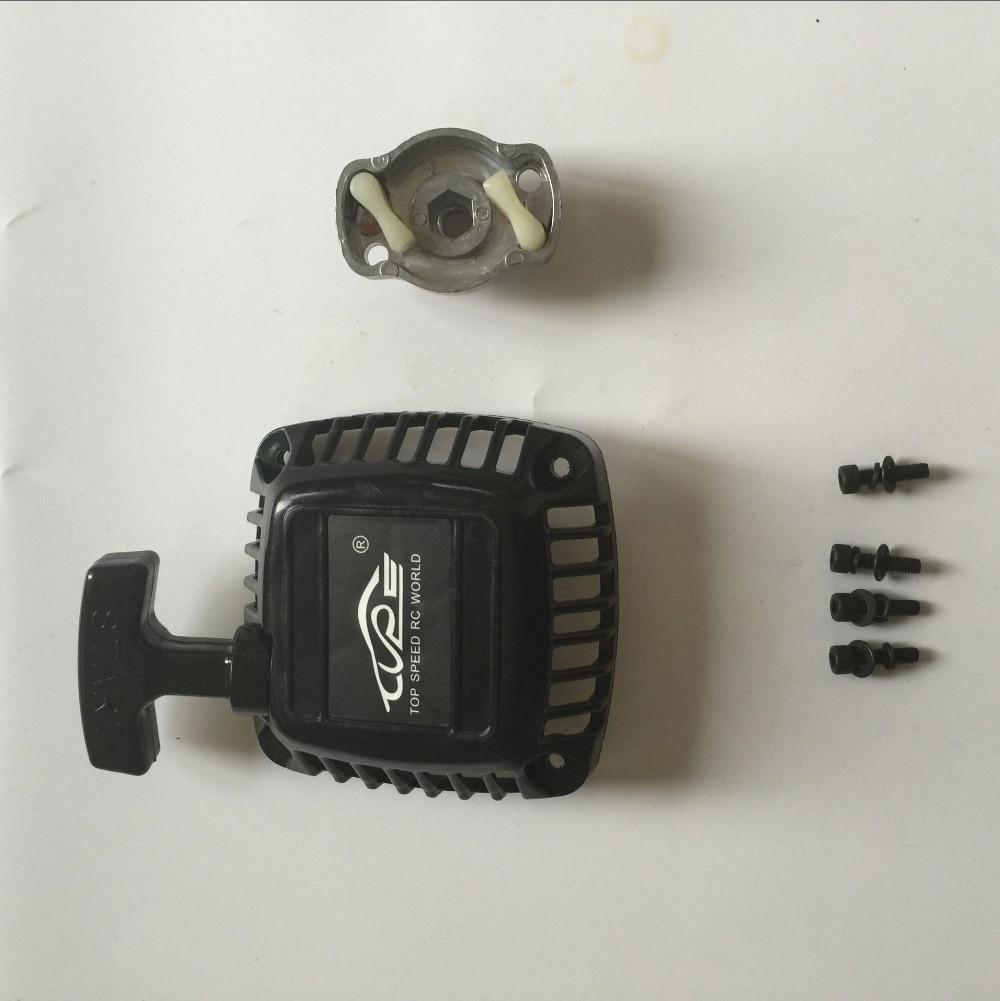 New Easy Start Ratchet Pull Starter With Starter Pulley for 1 5 Rovan Baja 5b 5t