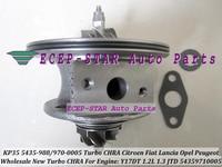 Turbo Turbocharger CHRA cartridge KP35 54359700005 54359880005 For FIAT Dobl Panda Punto For OPEL Corsa 1.3L Multijet Y17DT 1.2L