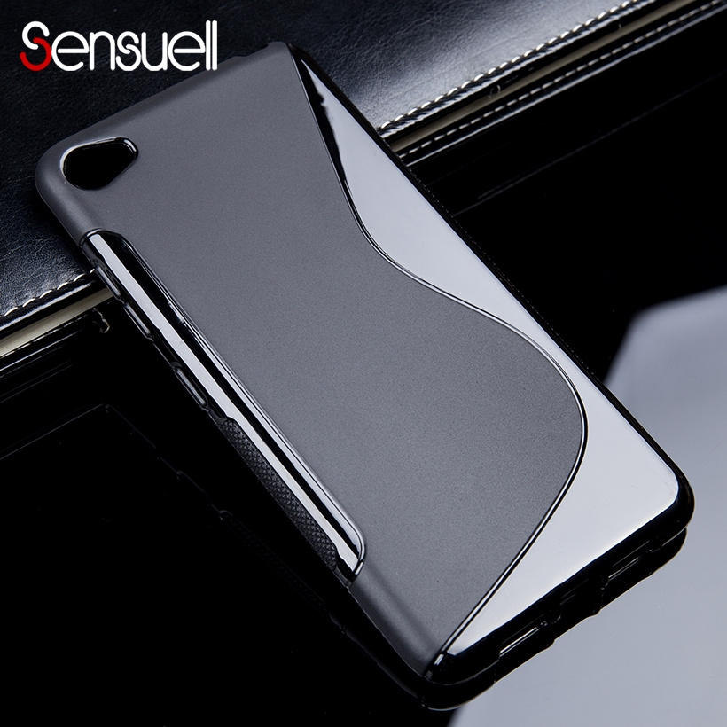 Pour IPhone 7 6 6S Plus 5S SE 4S 5C Cover S Line Phone Cover For Lenovo K6 Note S90 S90a A319 Power A2010 Z90 Cases Coque Bag