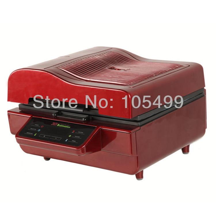 3D Multifunctionele Sublimatie Heat Press Machine/3D Vacuüm Sublimatie Warmte overdracht Machine/Iphone case Vacuüm Druk