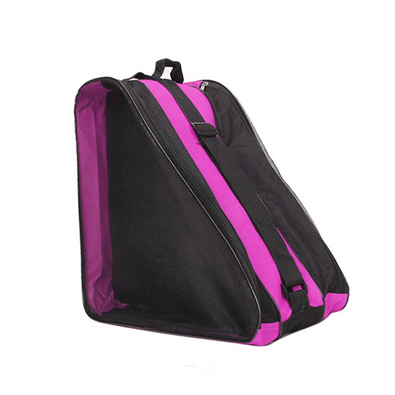 Ice Skate Roller Blading Carry Bag With Shoulder Strap For Kids Adults BHD2
