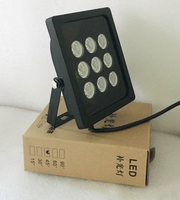 Only Free Shipping To Russia 4 Pcs Array Led IR Illuminator IR Light For CCTV Camera