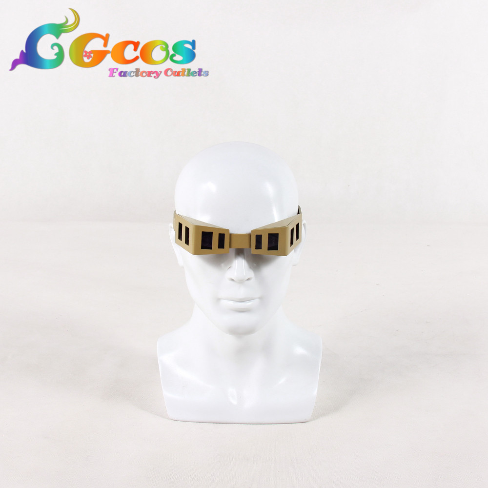CGCOS Fress Shipping Cos Cosplay Props My Hero Academia Shota Aizawa Goggles Halloween Christmas