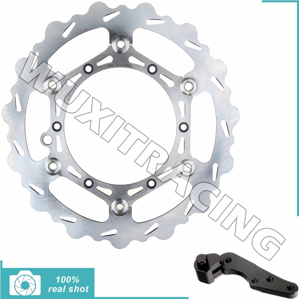 front brake disc rotor for ktm 450 500 505 520 525 530 540600 620 625 exc f sixdays egs sxs mxc xc w sx f lc4 94 16 Oversize 270MM Front Brake Disc Rotor Bracket for KTM EXC R MXC SX SXF GS XC G W F LC4 SC 144 300 400 505 520 540 625 1992-08 93