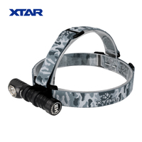 2018 NEW XTAR H3 Headlamp CREE XM L2 U3 LED 1000 Lumens 5 Mode Waterproof Head Lamp For Hunting Fishing Lantern + Headband