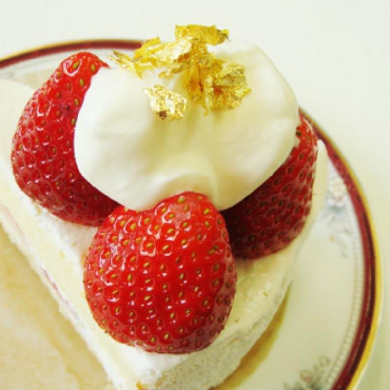Altın Yenilebilir Glitter Kek Dekorasyon 24 K için Hakiki Gıda - Tatiller ve Partiler Için - Fotoğraf 3