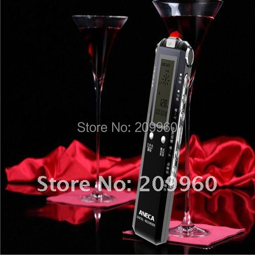 High quality4GB Digital Voice Sound Recorder penwith MP3 player