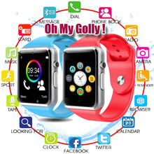 Smart Watch For Children Kids Baby Men Women Watch Phone 2G Sim Card Dail Call Touch Screen Waterproof Smart Clock Smartwatches(China)