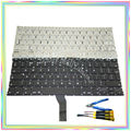 "Brand new UK Keyboard without Backlight & keyboard screws & screwdriver tools for Macbook Air 13.3"" A1369 A1466 2011-2014 Years"