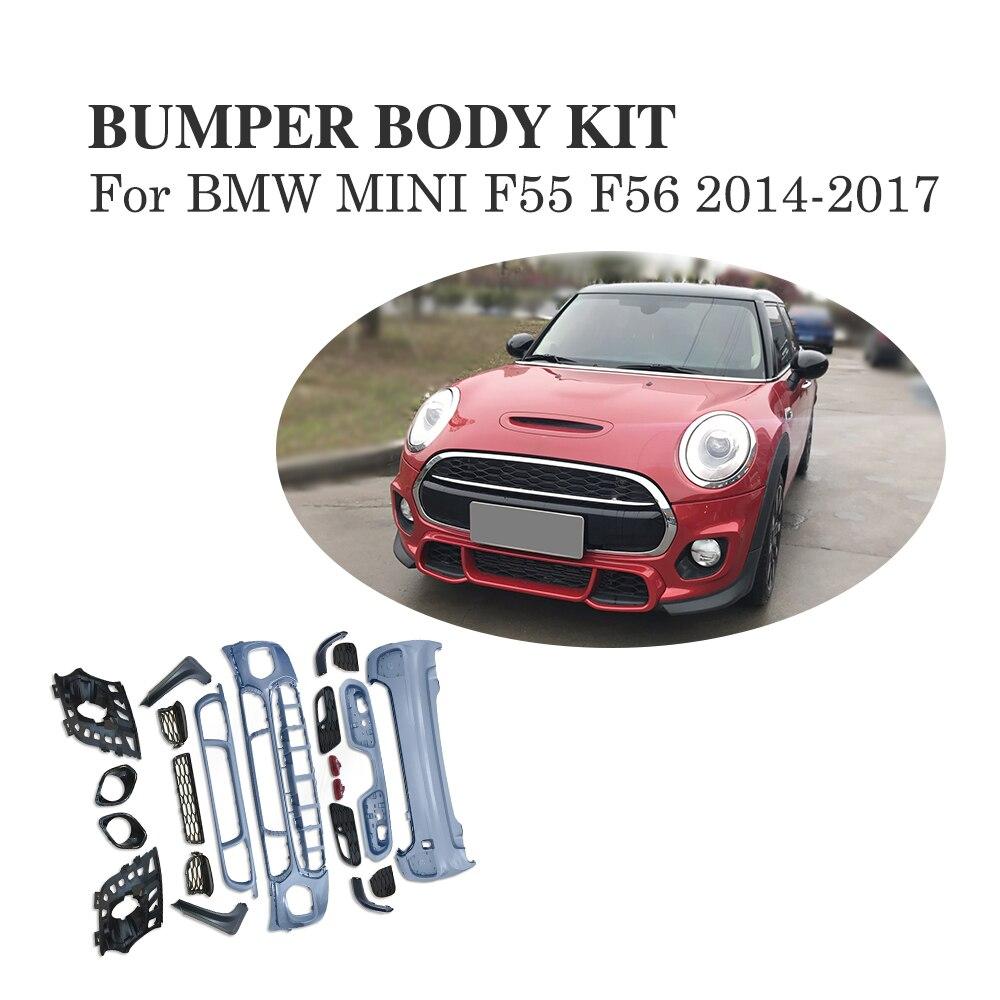 цена на Bumper body kit for BMW MINI F55 F56 2014-2017 Car Accessories