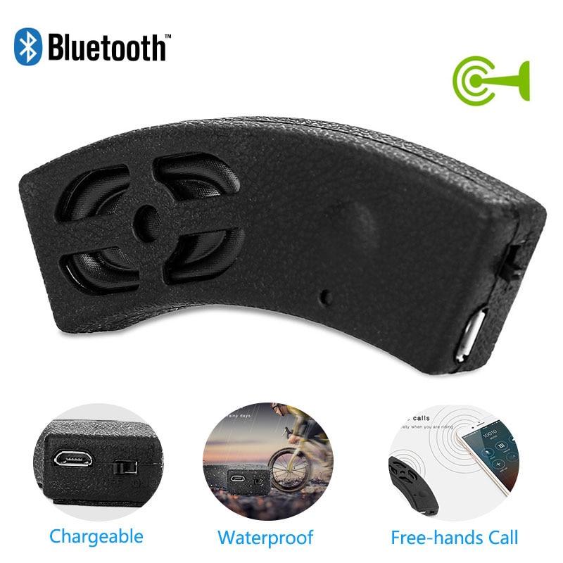 Motorcycle Speaker Bluetooth Bicycle Motorbike Helmet Wireless Outdoor Riding Stereo Portable Waterproof Boombox Mini Subwoofer