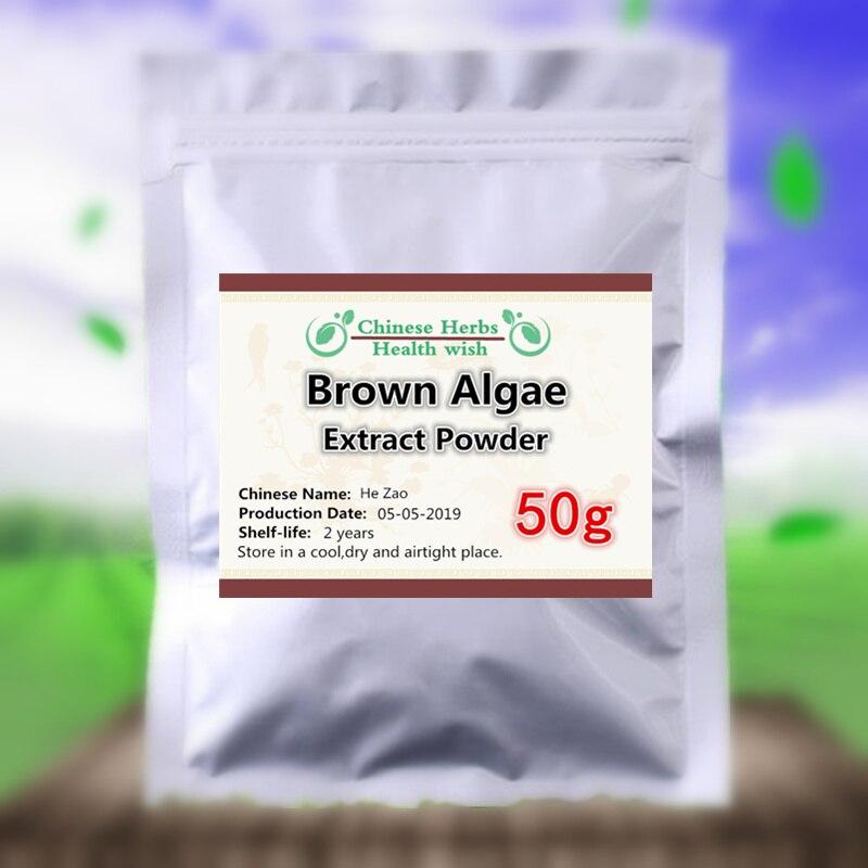 50-1000g,Kill Cancer Cells,High Quality Brown Algae Extract Powder,Kombu Seaweed,Fucoxanthin,Fucoidan Powder,Anti-cancer
